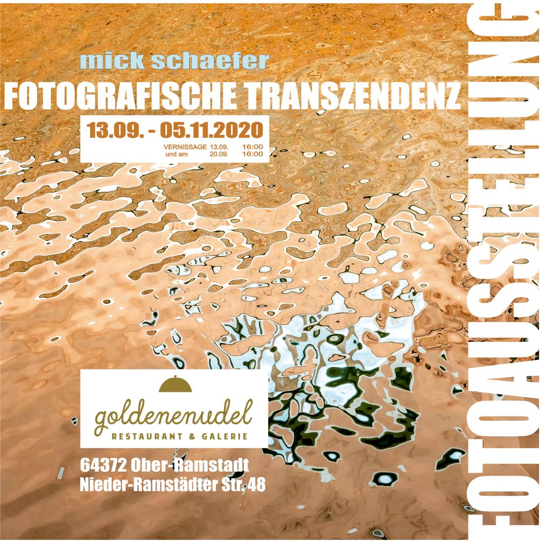 Goldene Nudel Ober-Ramstadt 2020
